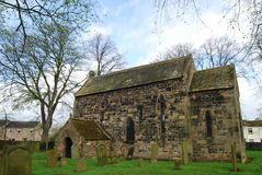 Igreja de Escombe Fotos de Stock Royalty Free