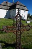 Igreja de Evenes Imagem de Stock