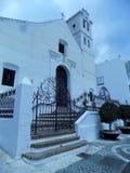 Igreja de Frigiliana Fotos de Stock Royalty Free