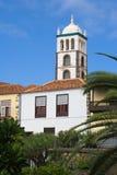 Igreja de Garachico Fotos de Stock