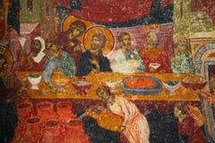 Igreja de Hagia Sophia em Trabzon fotos de stock
