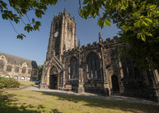Igreja de Halifax fotografia de stock