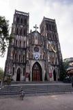 Igreja de Hanoi Imagem de Stock