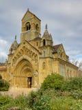 Igreja de Jak, castelo de Vajdahunyad, Budapest Imagem de Stock Royalty Free