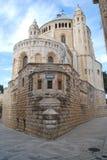 Igreja de Jerusalen imagem de stock
