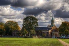 Igreja de Kew Foto de Stock Royalty Free