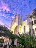 Igreja de Key West Fotografia de Stock