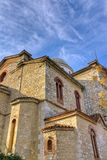Igreja de Konstantinos dos ágios, Karditsa, Greece Imagem de Stock