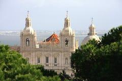 Igreja de Lisboa Imagem de Stock