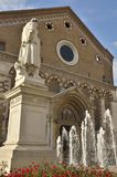 Igreja de Lorenzo de Saint Fotos de Stock Royalty Free