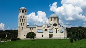 Igreja de Luke do apóstolo e do evangelista imagem de stock