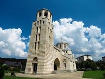 Igreja de Luke do apóstolo e do evangelista fotografia de stock royalty free