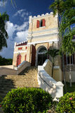 Igreja de Lutheran de Frederick Fotografia de Stock Royalty Free
