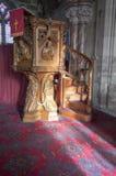 A igreja de mármore, Bodelwyddan, Gales Fotos de Stock
