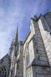 A igreja de mármore, Bodelwyddan, Gales Imagem de Stock