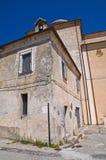 Igreja de mãe de Morano Calabro Calabria Italy Imagens de Stock Royalty Free