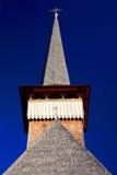 Igreja de madeira Fotos de Stock Royalty Free