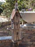 Igreja de madeira do aviário Imagens de Stock
