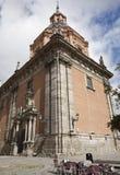 Igreja de Madrid - de San Anderew Foto de Stock