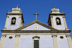 Igreja De Mafamude Stockfotos
