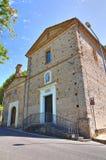 Igreja de Maria della Sanita Morano Calabro Calabria Italy Foto de Stock