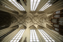 Igreja de Maria am Gestade em Viena Fotografia de Stock Royalty Free