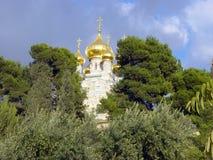 Igreja de Maria Magdalene Imagens de Stock Royalty Free
