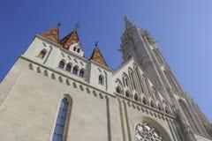 Igreja de Matthias, Budapest Foto de Stock