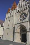 Igreja de Matthias, Budapest Imagens de Stock Royalty Free