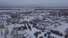 A igreja de Michael o arcanjo em Suzdal vídeos de arquivo