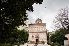 Igreja de Mihai Voda Foto de Stock