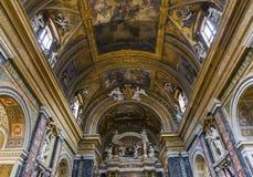 Igreja de Miracoli do dei de Santa Maria, Roma, Itália Fotos de Stock
