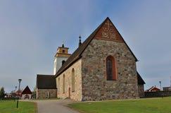 Igreja de Nederluleå Imagem de Stock Royalty Free