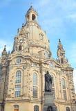 Igreja de nossa senhora Imagens de Stock Royalty Free