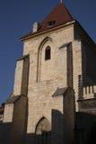 Igreja de nossa senhora Beneath a cadeira, quadrado maltês; Praga imagem de stock royalty free