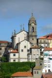 Igreja de Nossa Senhora da Vitória, Porto Old City, Portugal Stock Photo