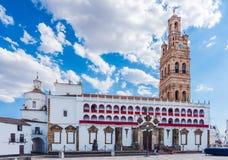 Igreja de nossa senhora de Granada, foto de stock royalty free