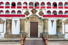 Igreja de nossa senhora de Granada, imagens de stock
