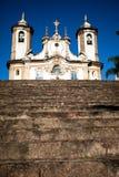 igreja de nossa senhora do carmo Royalty Free Stock Images
