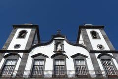Igreja de Nossa Senhora do Monte. Funchal. Madeira island, Portugal Stock Photography