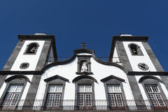 Igreja de Nossa Senhora faz Monte Fotografia de Stock