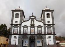 Igreja de Nossa Senhora faz Monte Fotos de Stock
