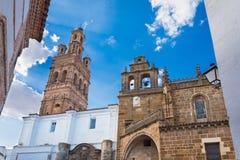 Igreja de nossa senhora de Granada foto de stock royalty free