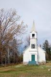 Igreja de Nova Inglaterra Foto de Stock Royalty Free