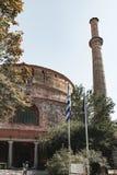 Igreja de Panaghia Kapnikarea em Atenas, Grécia foto de stock