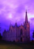 Igreja de paróquia Fotos de Stock Royalty Free