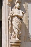 Igreja de Passione. Conversano. Puglia. Itália. Imagem de Stock Royalty Free