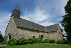 Igreja de pedra Fotografia de Stock Royalty Free