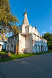 Igreja de Peter o metropolita Foto de Stock Royalty Free