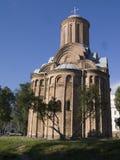 Igreja de Piatnitska em Chernihiv, Ucrânia Fotografia de Stock Royalty Free